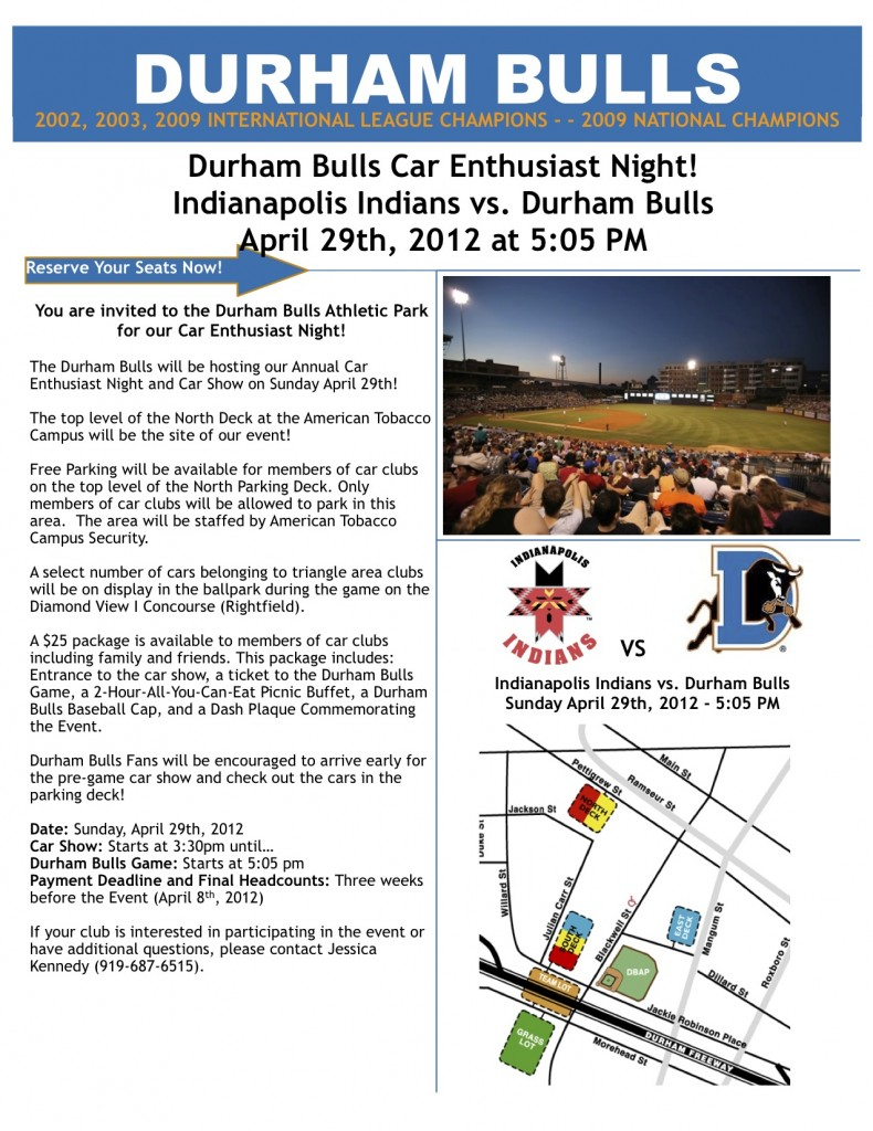 durham-bulls-car-night