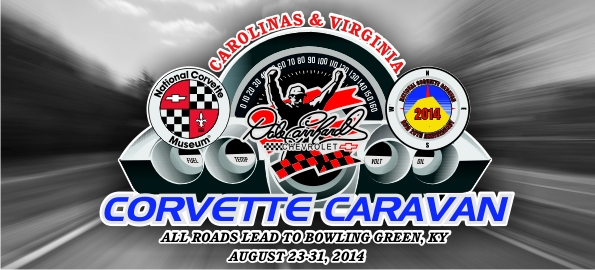 2014 Carolinas & Virginia Corvette Caravan